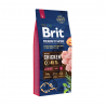 Brit Premium Junior Large koeratoit 15kg
