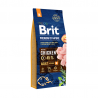 BRIT PREMIUM Adult Medium koeratoit 15kg