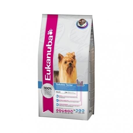 Eukanuba Yorkshire Terrier koeratoit 6kg