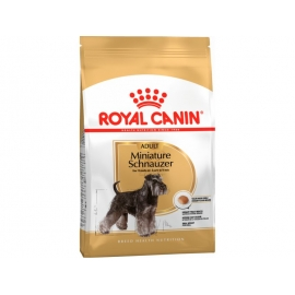 ROYAL CANIN MINIATURE SCHNAUZER 25 koeratoit 3kg