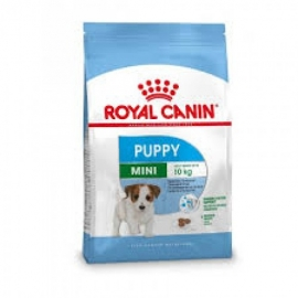 ROYAL CANIN MINI Puppy koeratoit 8kg