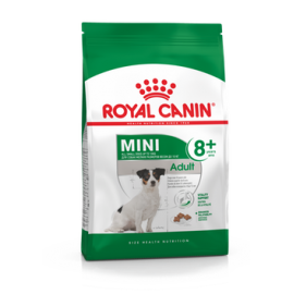 Royal Canin Mini Mature +8 4kg koeratoit