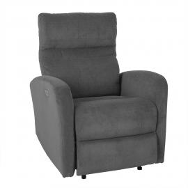 Tugitool recliner SAHARA, 79x90xH102cm, hall