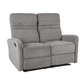 Diivan SAHARA 2-kohaline recliner 132x90xH102cm, hall