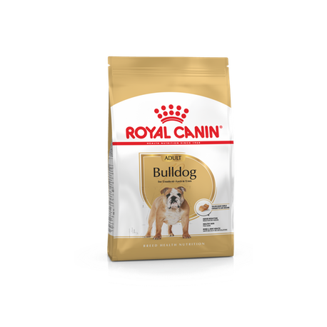 Royal Canin Bulldog 24 Adult 12 kg koeratoit
