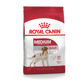 Royal Canin Medium Adult 15kg koeratoit