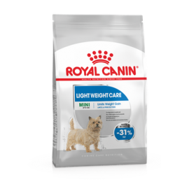 Royal Canin Mini Light 3kg koeratoit
