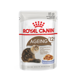 Royal Canin FHN AGEING +12 in Jelly 12x85g, kassitoit