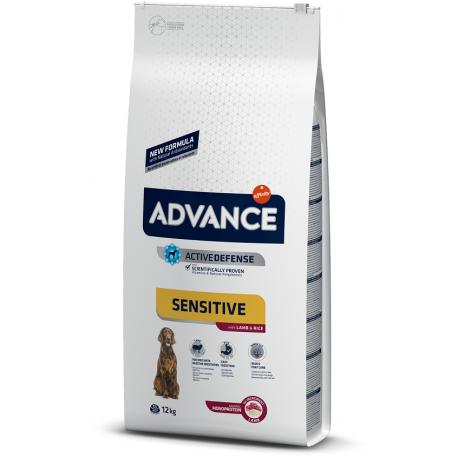 ADVANCE koeratoit Adult Lamb ja Rice 12kg