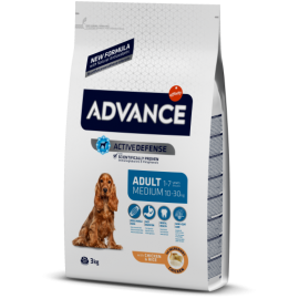 ADVANCE koeratoit Medium Adult Chicken 14kg
