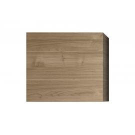 Seinakapp INFINITY hele pähkel, 55x30xH50 cm