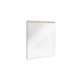 Peegel CALI tamm, 75x2xH87 cm