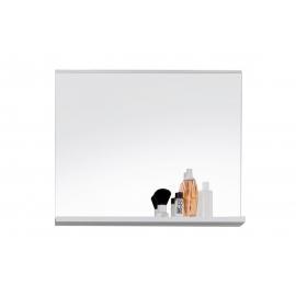 Peegel MEZZO valge, 60x10xH50 cm