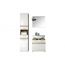 Vannitoamööbli komplekt Set-One valge