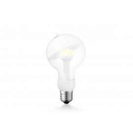 LED lamp MOVE ME sphere valge, 3W, E27, 2700K