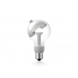 LED lamp MOVE ME sphere hõbe, 3W, E27, 2700K