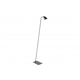 Põrandavalgusti DETROIT must, 26xH154 cm, GU10