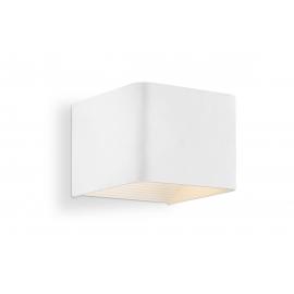 Seinavalgusti ANNA valge, 11x11xH8,5 cm, LED