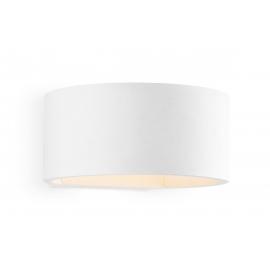 Seinavalgusti LOUNGE valge, 13,4xH7 cm, LED