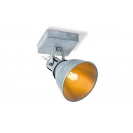 Kohtvalgusti FAMA hall, 9,5x9,5xH20,5 cm, LED
