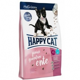 Happy Cat Supreme Junior Grainfree Ente 4kg