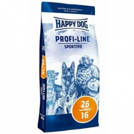 Happy Dog Profi Line - Sportive 26/16 koeratoit 20kg