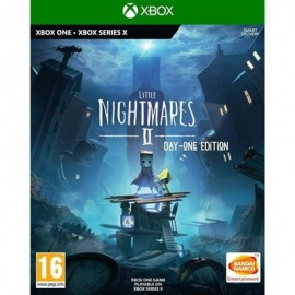 Xbox One/ Series X/S mäng Little Nightmares 2