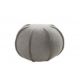 Tumba FELT helehall, 50x50xH37 cm