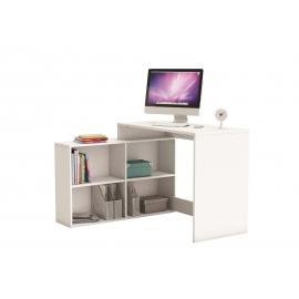 Kirjutuslaud Corner, valge