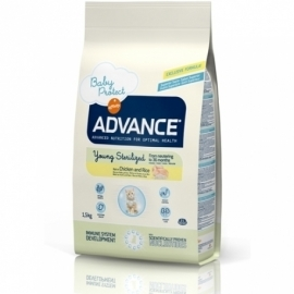 ADVANCE kassitoit STERILIZED YOUNG CHICKHEN & RICE 3kg