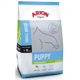 ARION ORIGINAL PUPPY SMALL CHICKEN & RICE 7,5 KG koeratoit