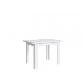 Söögilaud Sto, 110/150x75xH77 cm, valge