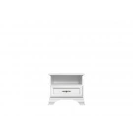 Öökapp Idento valge, 54,5x41xH47 cm