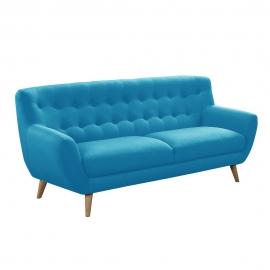 Diivan RIHANNA 3-kohaline 185x84xH87cm, sinine
