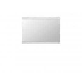 Seinapeegel Flames valge, 92x2xH66 cm
