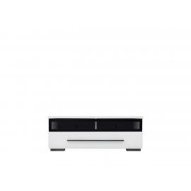 TV-alus Fever valge, 100x37xH50 cm