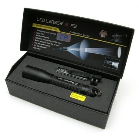 Led Lenser P3 taskulamp