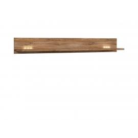 Seinariiul Gent tume tamm, LED, 200x27xH25 cm