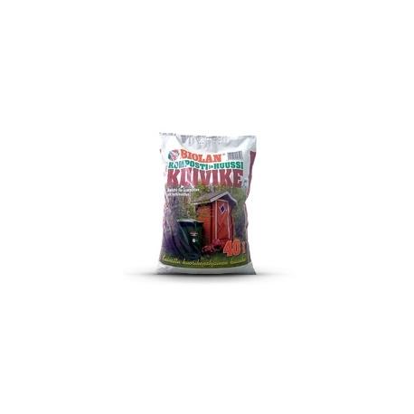 Biolani komposti- ja käimlaturvas 40L