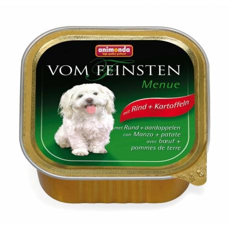 Animonda Vom Feinsten koeratoit loomaliha ja kartuliga 22x150g