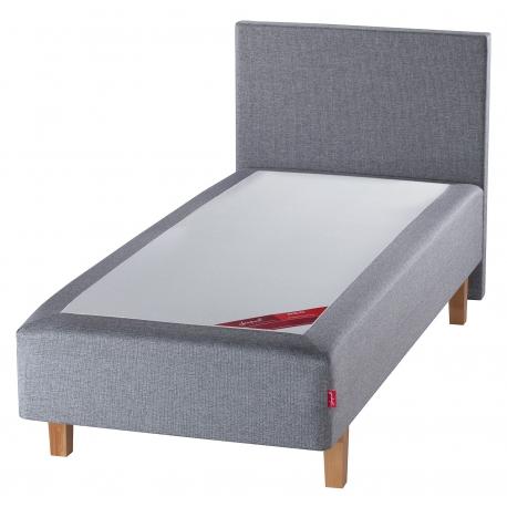 Sleepwell RED POCKET kušett 120x200cm, helehall