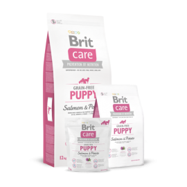 Brit Care Puppy Salmon & Potato koeratoit 12kg