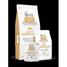 Brit Care Senior & Light Salmin & Potato koeratoit 12kg