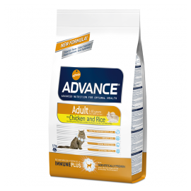 ADVANCE kassitoit Chicken & Rice 15kg