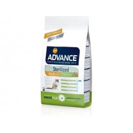 ADVANCE kassitoit steriliseeritud kassile 15kg