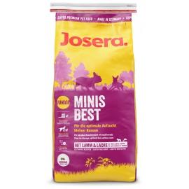 Josera MinisBest koeratoit junior 15kg