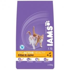 IAMS kassitoit Kitten 2,55kg