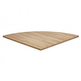Nurkühendus Calvia 3, 80x80xH2,2 cm, tammeplank