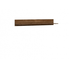 Seinariiul KADA tume tamm, 149x28xH20 cm
