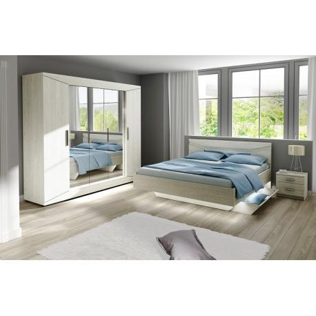 9fe03ad1ec6 Magamistoamööbli komplekt DIAMOND pruun mööblikomplektid magamistuppa